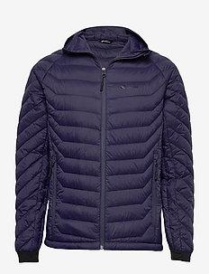 Salen light down jacket - outdoor- & regenjacken - prime navy