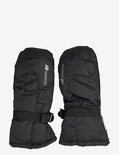 Eid 2-layer technical mittens - accessoires - black