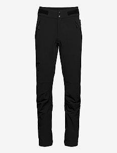 Larstinden hiking trouser - softshell pants - black