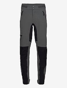 Larstinden hiking trouser - softshell pants - dark grey
