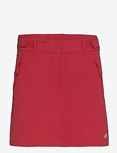 Vevring Skirt - sports skirts - hibiscus red