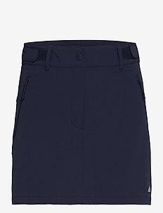 Vevring Skirt - træningsnederdele - prime navy