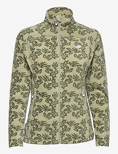 Tinnhølen Microfleece Jacket - outdoor & rain jackets - tea pr