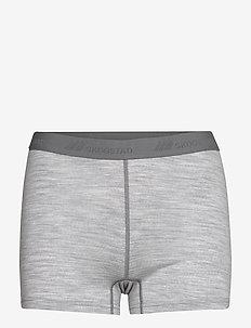 Mysen Merino Wool Hipster - majtki - grey melange