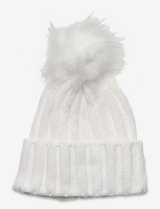 Trysil knitted hat - beanies - white