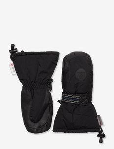 Salbu 2-layer technical mittens - handschoenen - black