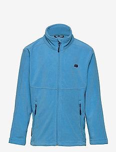 Troms Fleece Jacket - fleecetøj - malibu blue