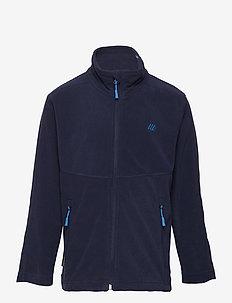 Troms Fleece Jacket - fleecetøj - prime navy