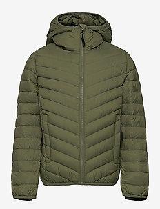 Haukenes Light Down Jacket - dunjakker & forede jakker - four leaf