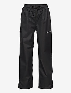 Risøy 2-layer Technical Rain Trouser - housut - black