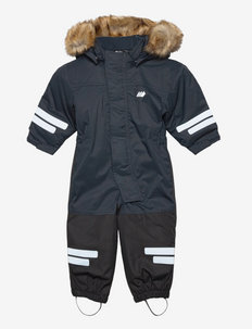 Sletteheida 2-layer technical primaloft coverall - snowsuit - dark navy
