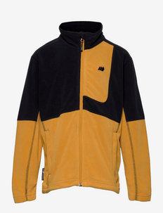 Troms microfleece jacket - geïsoleerde jassen - bright gold