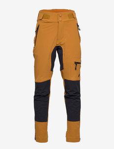 Lønahorgi hiking trousers - pantalons softshell - oker
