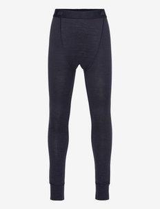 Jostedal Merino wool longs - thermo onderbroeken - dark navy