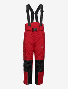 Panther Tord 2-layer technical trousers - skibroeken - high risk red