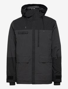 Nykksdalen 2-layer technical jacket - kurtki turystyczne - new antracite