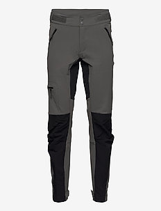 Larstinden Hiking Trouser - ulkohousut - dark grey