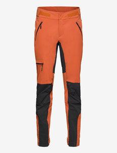 Larstinden Hiking trousers - pantalon de randonnée - brick