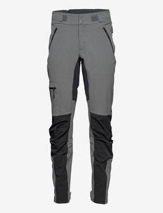 Larstinden Hiking trousers - outdoorhosen - dark grey