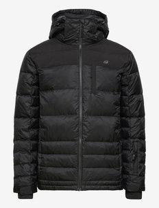 Selvågen Down jacket - vestes d'extérieur et de pluie - black