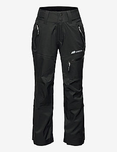 Narvik 3-layer technical shell trouser - doły - black