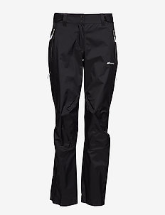 Steigen 3-layer technical shell trouser - shell-bukser - black