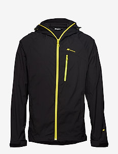 Spiterhøi  Lightshell Jacket - BLACK