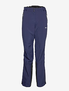 Portofjell 2-layer Techincal Trouser - kuorihousut - prime navy