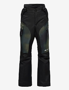 Gaustadblikk 2-layer technical ski trousers - overtræksbukser - black