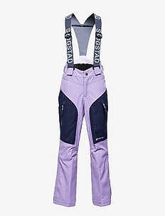 Gaustadblikk 2-layer technical ski trousers - BRIGHT LILAC
