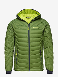 Salen light down jacket - GARDEN GREEN
