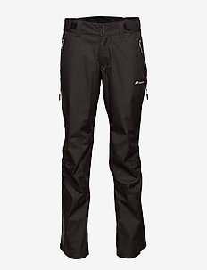 Horgi 3-layer technical shell trouser - BLACK