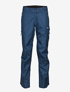 Horgi 3-layer technical shell trouser - BLUE TEAL