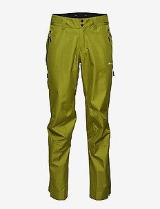 Horgi 3-layer technical shell trouser - WOODBINE