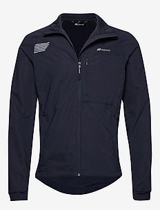 Dauremål 2-Layer Training Jacket - ANTRACITT