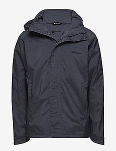 Randers  2-layer technical jacket - ANTRACITT