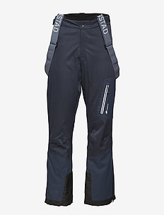 Holen 2-layer technical ski trousers - ANTRACITT