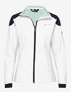 Vetvika Training Jacket - WHITE