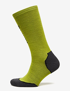 Frostisen  ski socks - strümpfe - acid lime