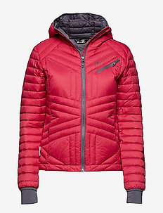 Retelen down jacket - ORCHIDEE
