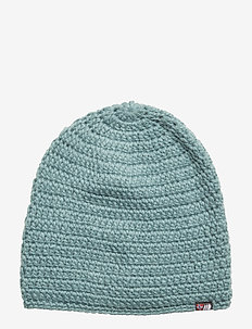 Fossvega crocheted hat - BRISTOL BLUE