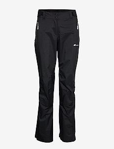 Steigen 3-Layer Technical Shell Trouser - skalbyxor - black