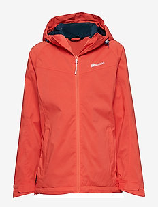 Surnadal  2-Layer Technical Jacket - HOT FIRE