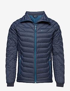 Veten   Light Down Jacket - ski jackets - antracitt
