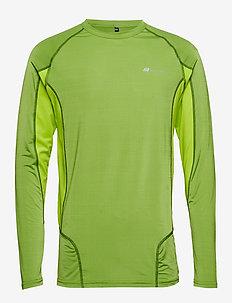 Kime Technical shirt - PERIDOT
