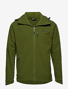 Stølsdalen 2-Layer Technical Jacket - CHIVE