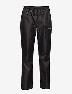 Møkster 2-Layer Technical Rainwear Trousers - BLACK