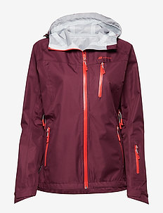 Blåfjella 3-Layer Technical Shell Jacket - CHRUSHED VIOLET