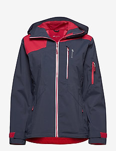 Øvermoen 2-Layer Technical Jacket - ANTRACITT