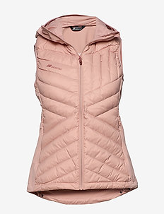 Ågotnes  Down Vest - trainingsjacken - misty rose